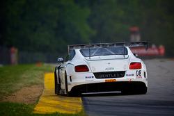 #08 Dyson Racing Takımı Bentley Bentley V8 T: Butch Leitzinger