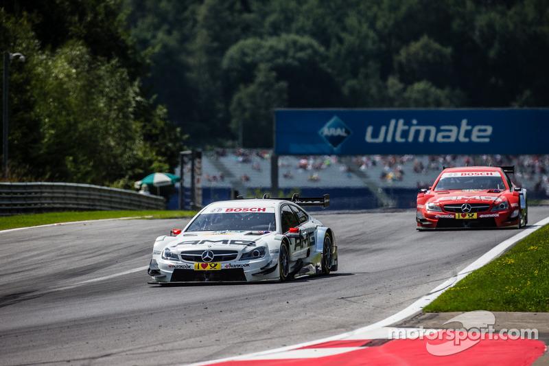 Paul Di Resta, HWA DTM Mercedes AMG C-Coupé