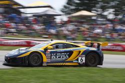 Robert Thorne, McLaren 12C GT3