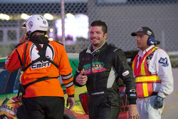 Trouble for Patrick Carpentier