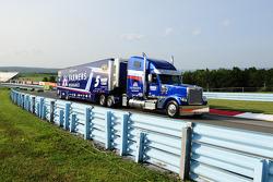 Hauler of Kasey Kahne, Hendrick Motorsports Chevrolet