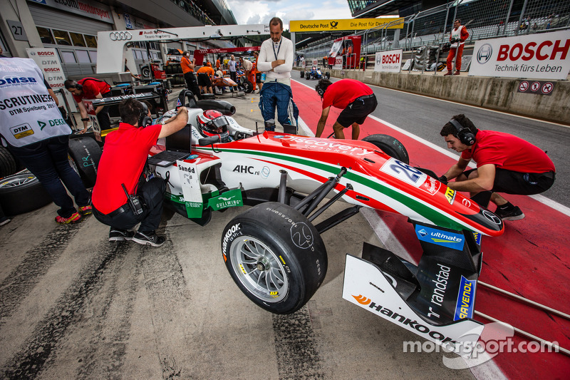 Dennis van De Laar, Prema Powerteam Dallara F312 Mercedes