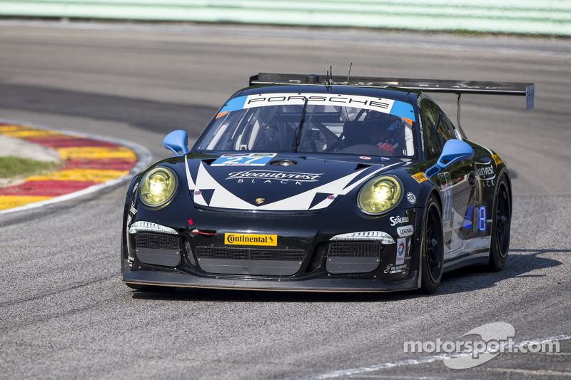 #27 邓普希 Racing 保时捷 911 GT America: 帕特里克·邓普希, 安德鲁·戴维斯