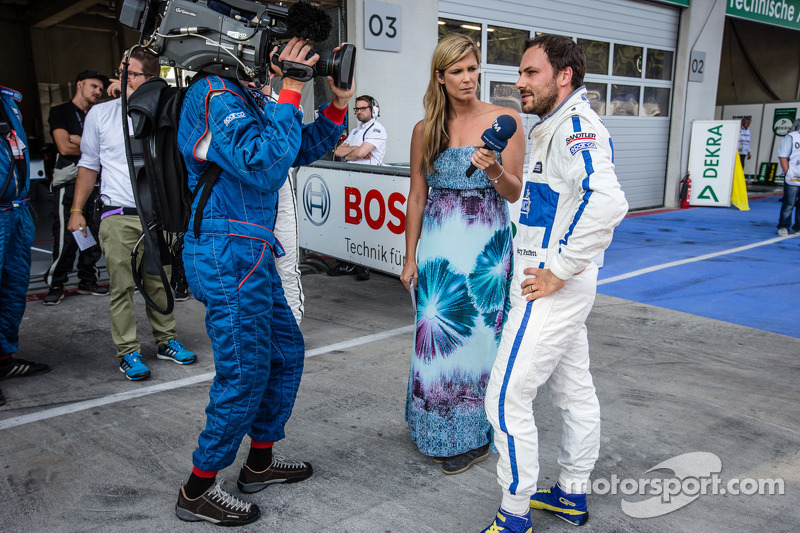 Gary Paffett, HWA DTM Mercedes AMG C-Coupé