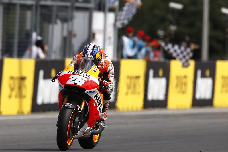 2014, MotoGP: 4º en el campeonato con 246 puntos