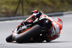 Marc Marquez, Repsol Honda Team almost loses the bike