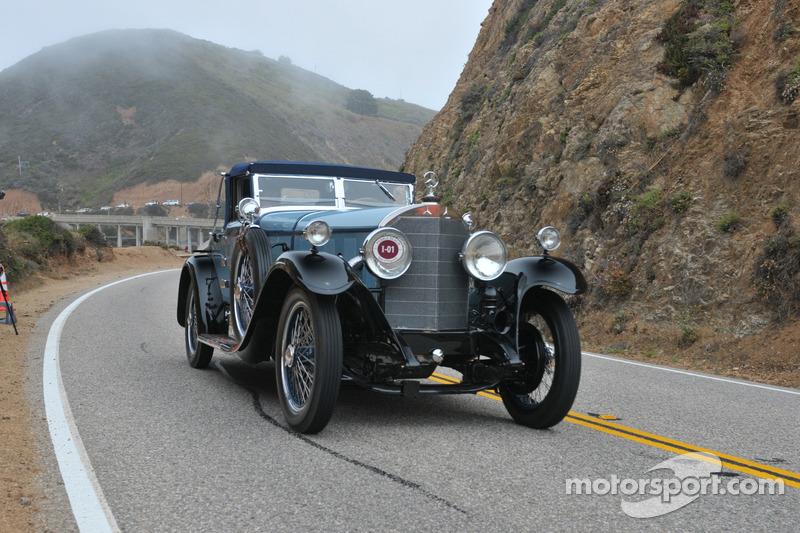 1927 Mercedes-Benz 630K Hibbard & Darrin Convertible