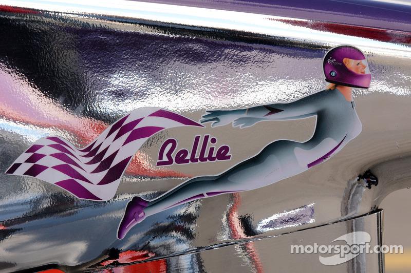 Virgin Racing dettaglio
