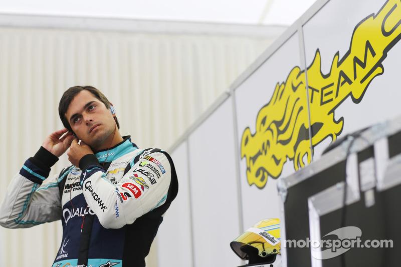 Nelsinho Piquet foi anunciado na China Racing para a temporada inaugural da Fórmula E, após breve carreira na NASCAR.