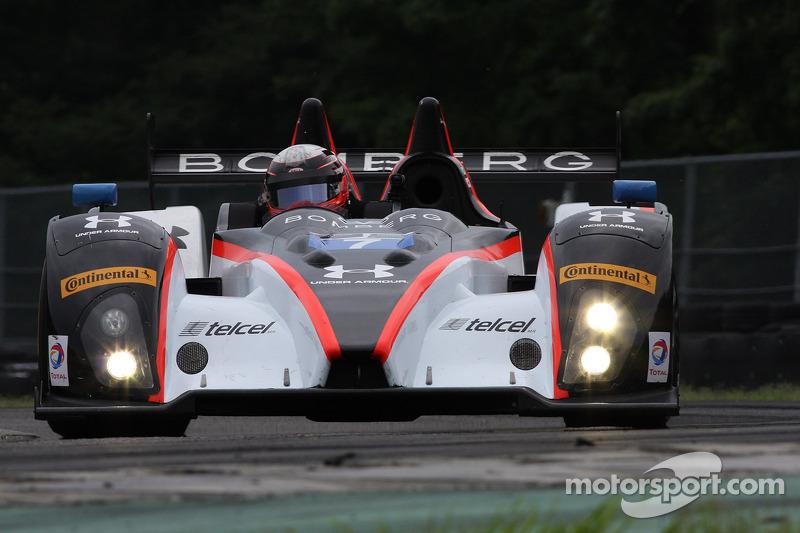 #7 Starworks Motorsport Oreca FLM09 雪佛兰: 约翰·马丁, 马丁·弗恩塔斯