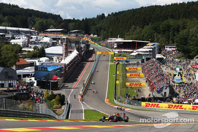 2014. Переможець: Даніель Ріккардо, Red Bull-Renault