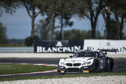 #76 BMW Sports Trophy Team Schubert BMW Z4: Thomas Jäger, Dominik Baumann