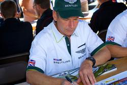Butch Leitzinger do Dyson Racing Team Bentley