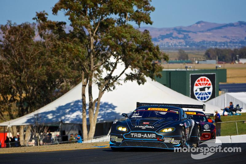 #00 TRG-AMR 北美 阿斯顿马丁 GT3: 克里斯蒂娜·尼尔森