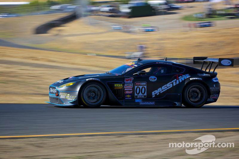 #00 TRG-AMR North America Aston Martin GT3: Christina Nielsen