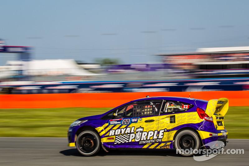 #00 Royal Purple Racing / OMSE2 Ford Fiesta ST: Steve Arpin