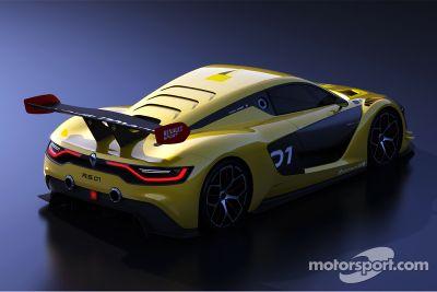 Renault Sport R.S. 01 - apresentação