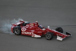 Scott Dixon, Chip Ganassi Racing Chevrolet, si gira