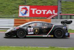 #82 The Emperor Racing 兰博基尼 盖拉多