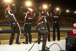 Il team Will Power festeggia