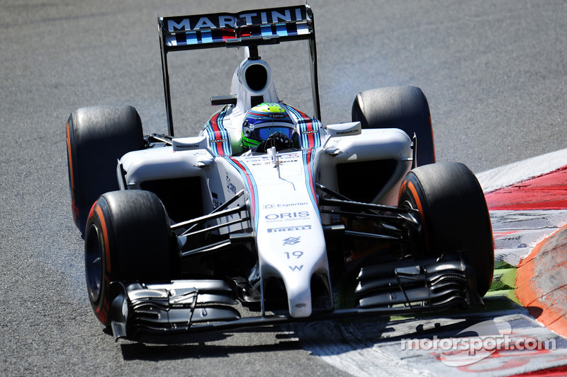 Felipe Massa, Williams FW36