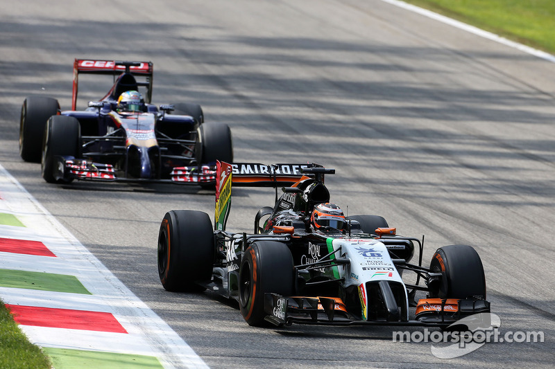 Nico Hulkenberg, Sahara Force India  07