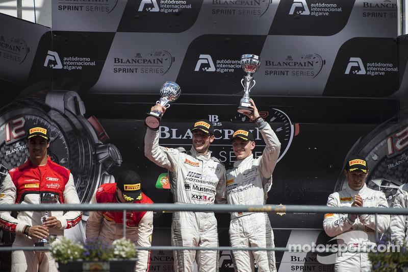 Ganadores de carrera Maximilian Götz, Maximilian Buhk