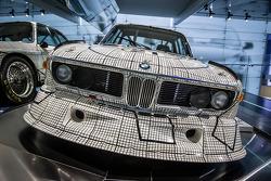 1976 BMW Art Car by Frank Stella che corse a Le Mans