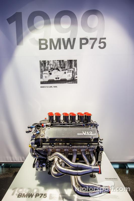 Motor do 1999 BMW P75