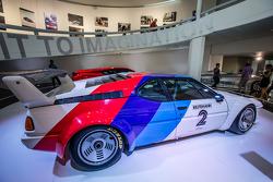 Визит в музей BMW, Мюнхен, музей BMW.