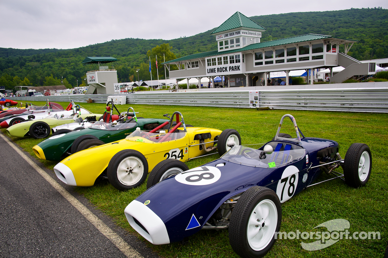 Sunday in the Park Concours con Formula Juniors