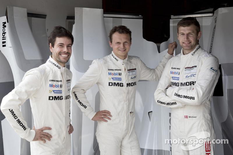 Frederic Makowiecki, Marc Lieb ve Michael Christensen