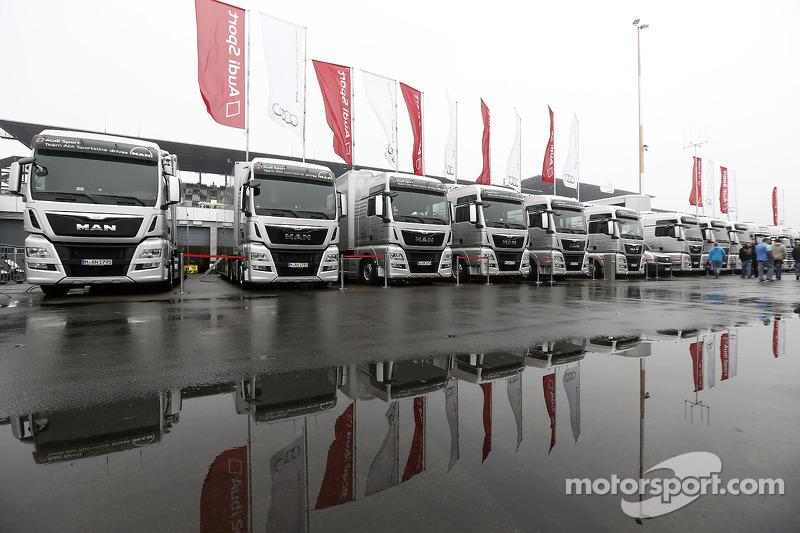 DTM kamyonları