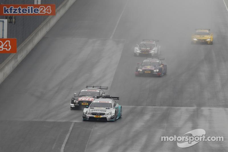Daniel Juncadella, Mercedes AMG DTM-Takımı Mücke DTM Mercedes AMG C-Coupé, Timo Scheider, Audi Sport