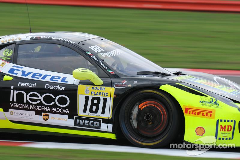 Erich Prinoth, Ineco - MP Racing