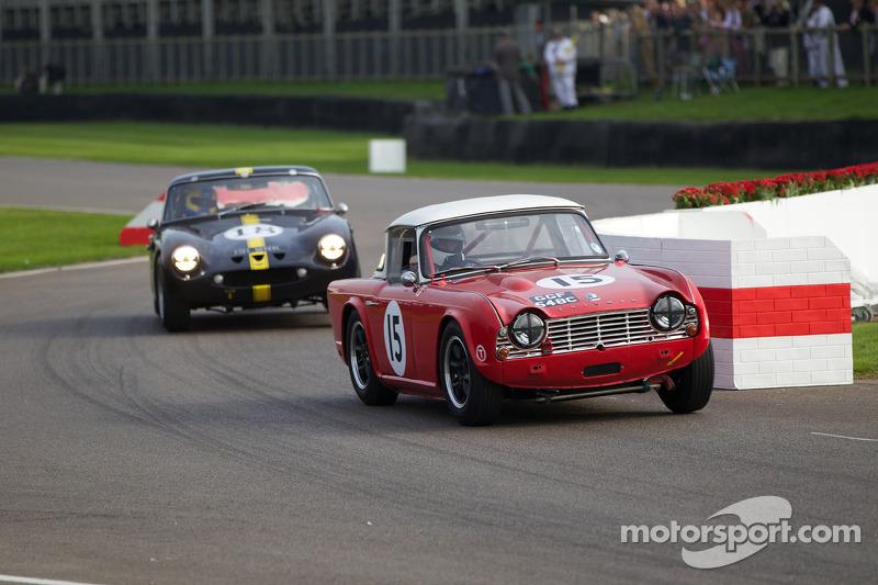 Chris Ryan - 1962 - Triumph TR4