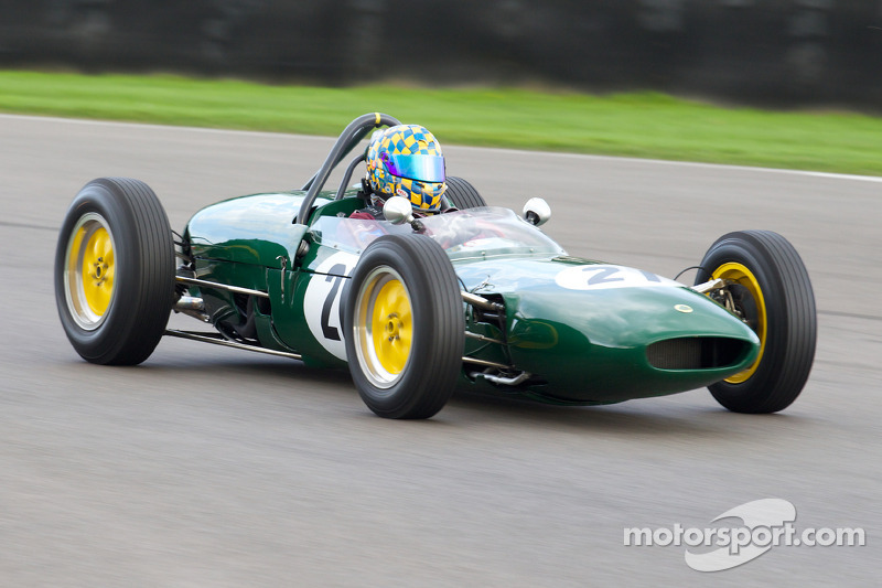 Dan Collins - 1961 - Lotus-Climax 21