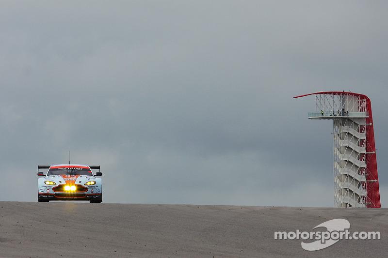 #95 Aston Martin Racing Aston Martin Vantage V8: Kristian Poulsen, David Heinemeier Hansson, Richie