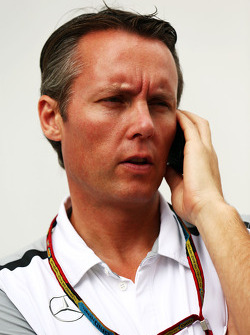 Sam Michael, McLaren, Sportdirektor