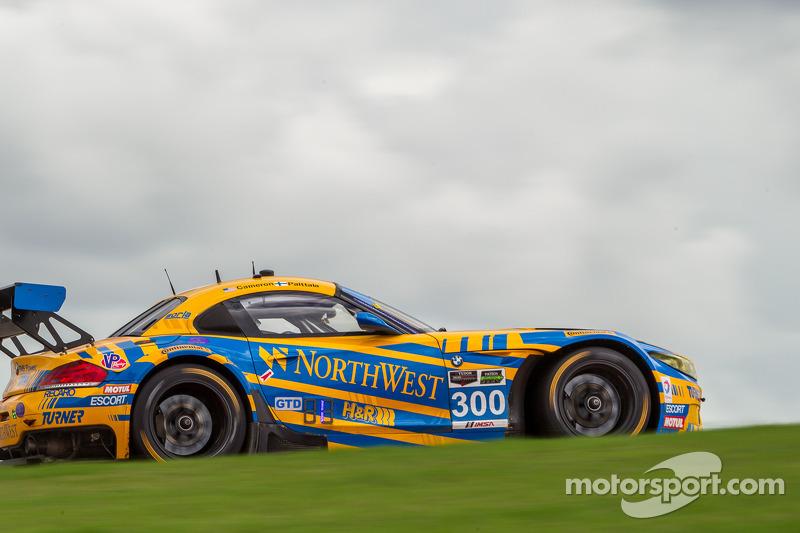 #300 Turner Motorsport 宝马 Z4: 达内·卡梅隆, 马库斯·帕尔塔拉