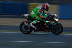 #199 Kawasaki: William Milios, Badreddine Benlekehal, Jerome Maccio, Francois Poncet