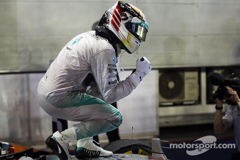 29- Gran Premio de Singapur 2014, Mercedes