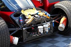 #70 SpeedSource Mazda Prototip