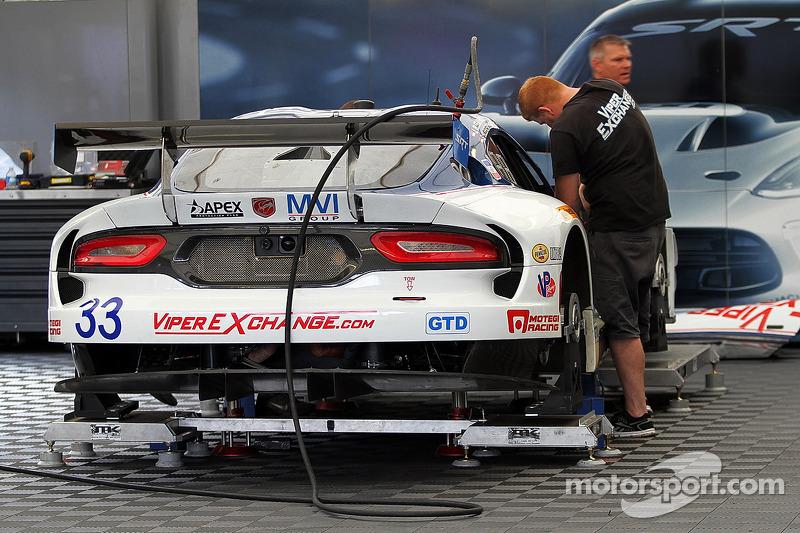 #33 Riley Motorsports SRT 蝰蛇 GT3-R