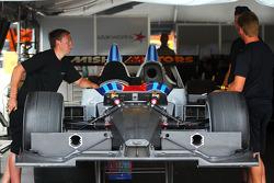 #8 Starworks Motorsport ORECA FLM09
