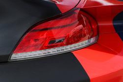#55 RLL BMW Z4 GTE Takımı detayı