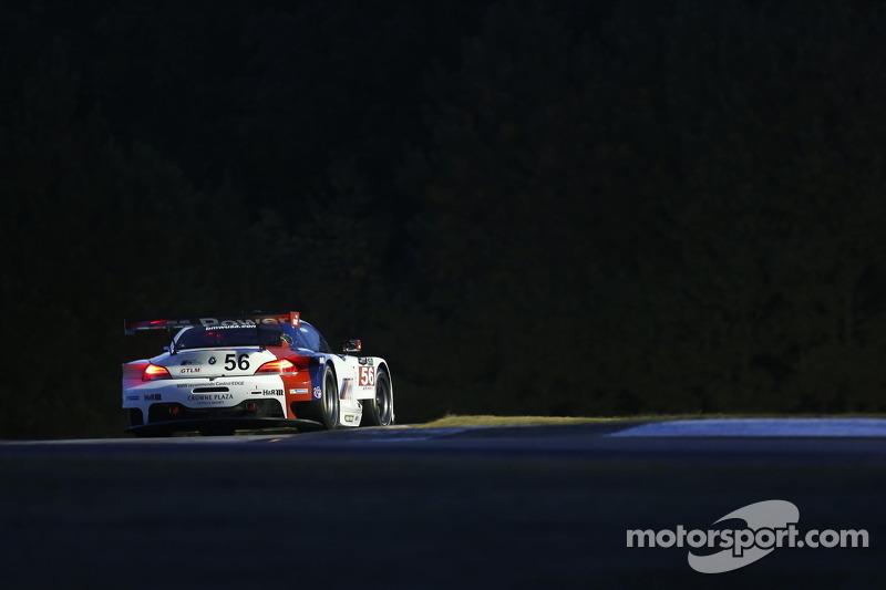 #56 宝马 Team RLL 宝马 Z4 GTE: 迪克·穆勒, 约翰·爱德华兹, 迪克·沃尔纳