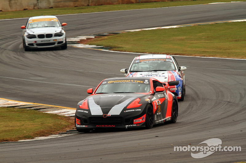 #28 Tim Bell Racing Nissan 370Z