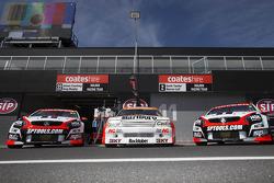El Holden Racing Team para la Bathurst 1000