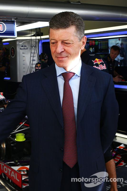 Dmitry Kozak, Primeiro Ministro Russo
